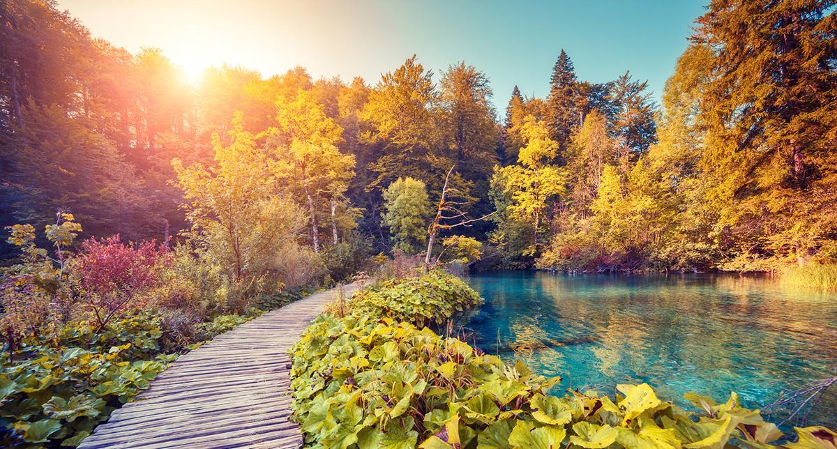 Plitvice Lakes National Park - The 8 National Parks of Croatia - Best Croatia Tours